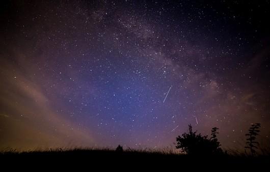 Небосклон в звёздах