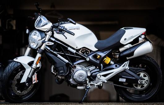 Дизайнерский мотоцикл