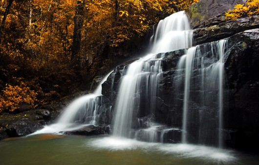 Фотообои Тихий водопад
