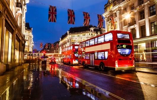 Фотообои Ночной Лондон