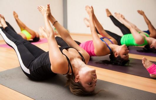 Женский мастер-класс йоги