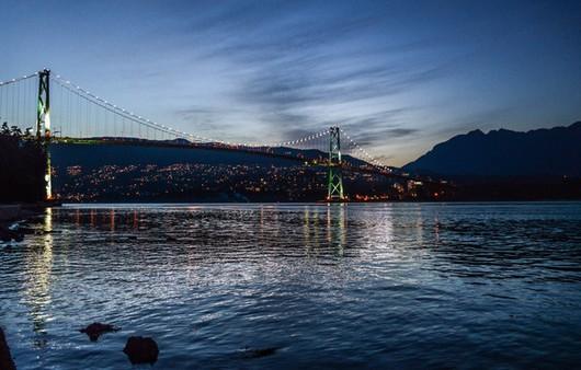 Мост в Сан -Франциско