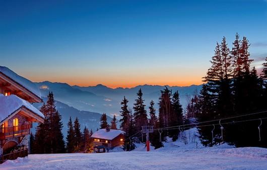 Фотообои Отдых в горах