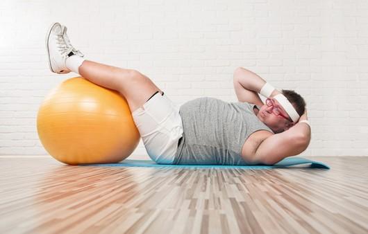 Гимнастика для снижения веса