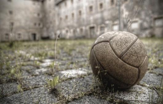 Футбол в тюрьме