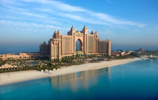 Фотообои Отель в Дубае