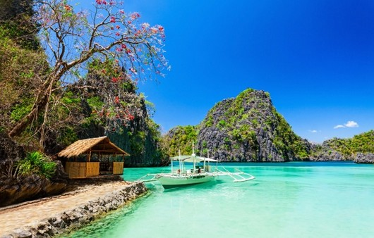Тропический отдых в бунгало