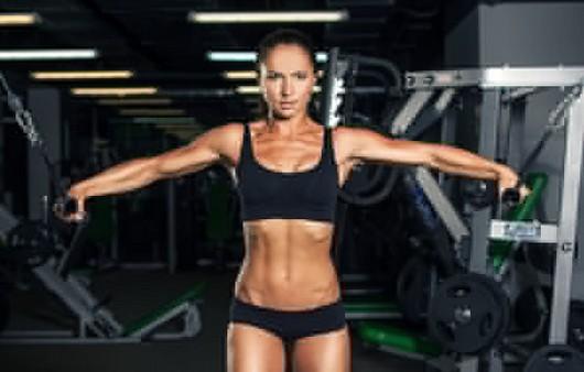 Фитнес для поддержания физического здоровья