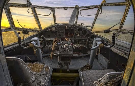 Штурвал самолёта