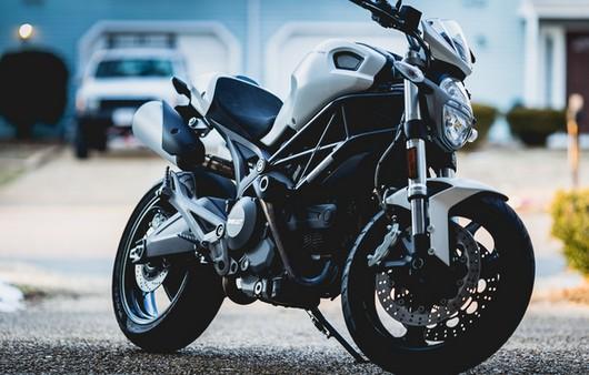 Фотообои Мотоцикл гоночный