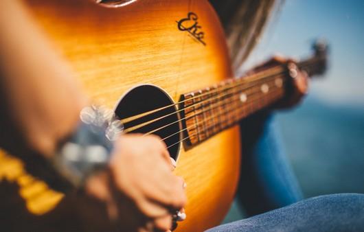 Гитара пятиструнка