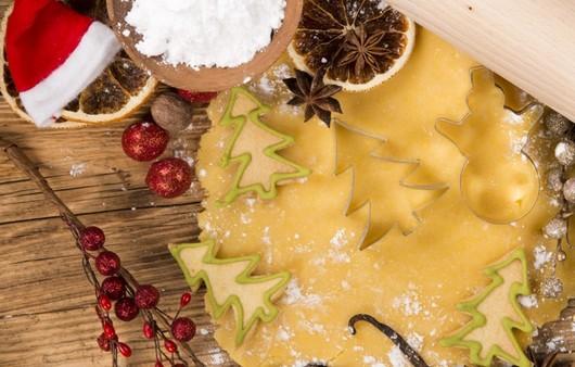 Сладкая выпечка к Рождеству