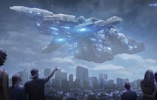 Фантастическое вторжение пришельцев