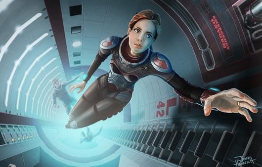 Фантастическая игра про астронавтов