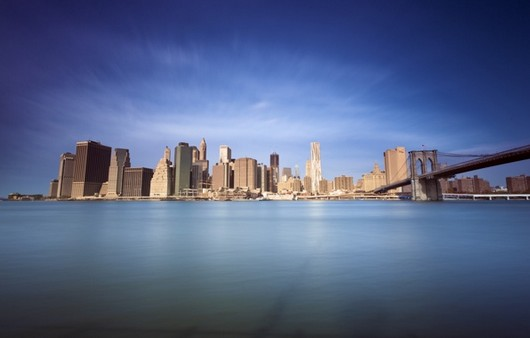 Нью-Йорк ,Бруклин,белый день