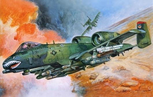 Фотообои А-10 в бою