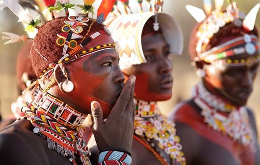 Папуасы Кении
