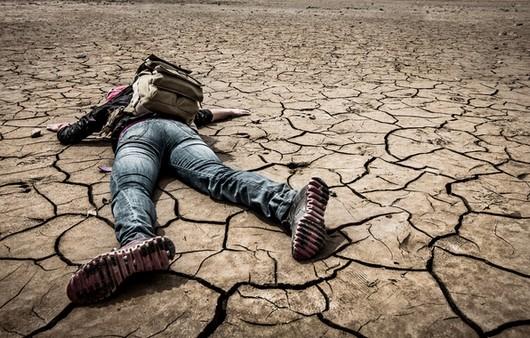 пустынное Выживания