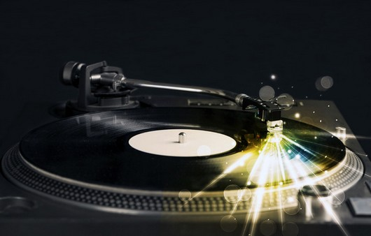 музыка на диске