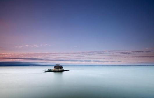 Фотообои пейзаж на озере