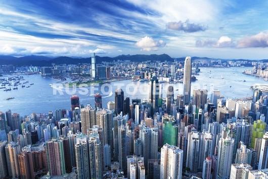 Гон Конг небоскребы