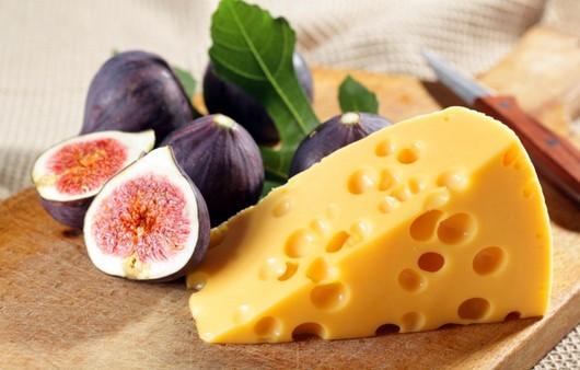 Фотообои натюрморт сыр