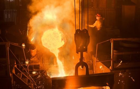 жаркая металлургия