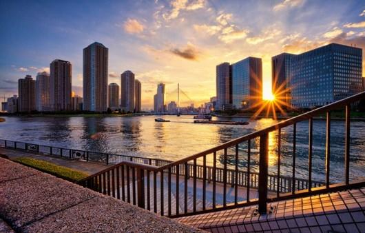 Японская столица