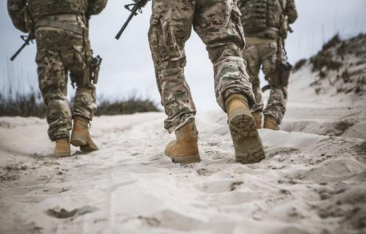 американская пехота