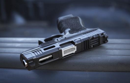 пистолет глок