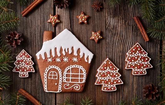 дом из печенок