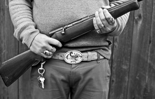 ружье на готовые