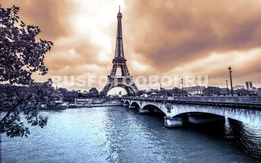 Мост к Эйфелевой башне