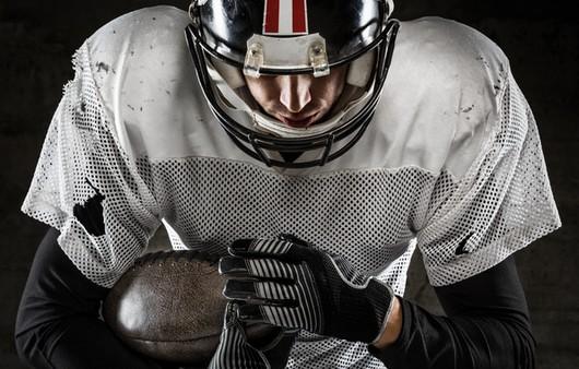 Фотообои американский футболист