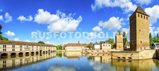 Замок в Страсбурге