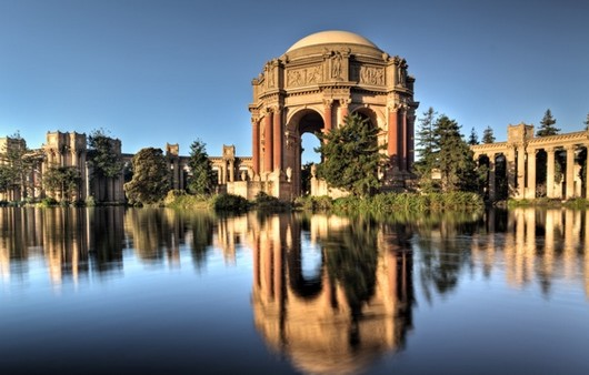 красоты Сан-Франциско