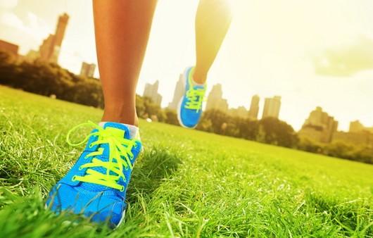 Фотообои спортивный бег