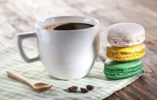 Фотообои чай с пряником