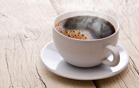 крепкое кофе