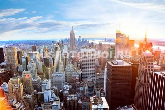 Ранее утро в Нью-Йорке