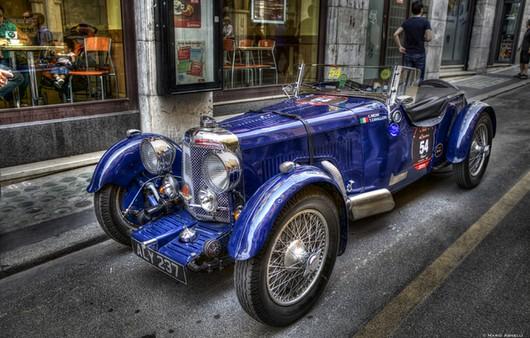 старинное авто