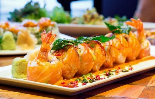 японское блюдо