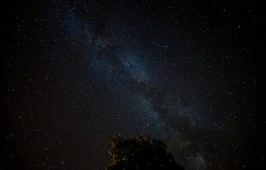небо в звездах
