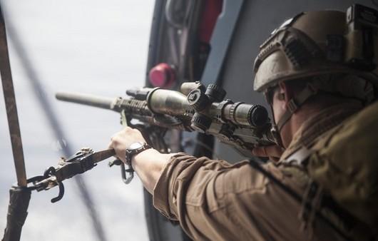 Фотообои меткий снайпер