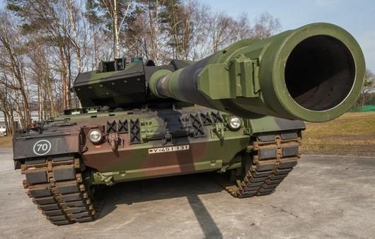 танк леопард2 а7