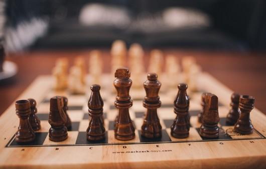черные шахматы