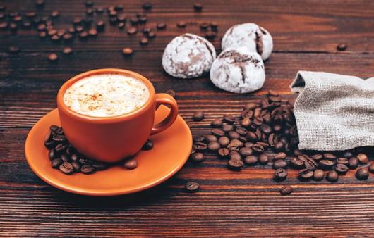 кофе с пряниками