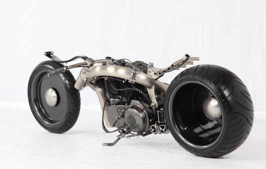 Фотообои мотоцикл будущего