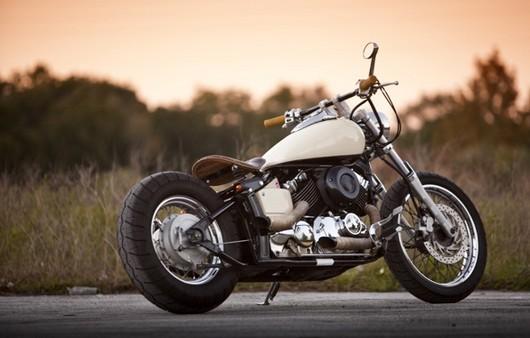 Фотообои мотоцикл Ямаха