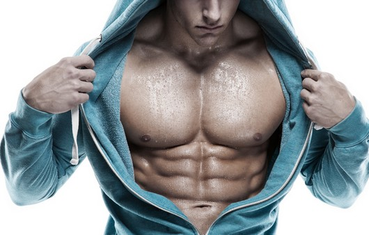 большие мускулы